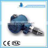 Stainless diffused silicon sensor pressure transmitters with high temperature