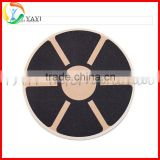 Gym Fitness Stability Trainer Wooden Balance Board                                                                         Quality Choice