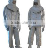 Fire fightingfire fireproof suit