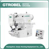GDB-438D Industrial Sewing Type and New Condition Button Wrapping & Knotting direct drive lockstitch button sewing machine