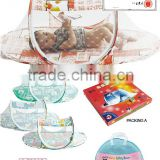 Baby safety room SR1069G for africa market High super strong quality Baby mosquito net