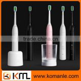 Wholesale Waterproof design dupont bristle home sonic rechargeable sonic electric toothbrush                                                                         Quality Choice
