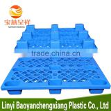 1200x800x140mm Hot Sale Low Price Standard Size Recyclable Euro Plastic Pallet for Industrial