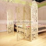 zhejiang Lowest price cheap wood Room Divider Screen,Wood Screen Panel Manufacturers (YH180)