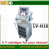 latest products in market face lift HIFU High Intensity Focused Ultrasound System