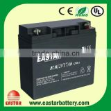 Available OEM Deep cycle maintenance free 12v 17ah 20hr battery
