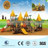 Made in China spire roof large kids playground toy for children aged 3- 15                                                                         Quality Choice