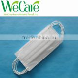 Factory Direct Sales 3ply Medical Disposable Non Woven Face Mask
