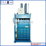 Vertical PET compressor, plastic baling press machine