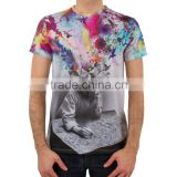 bangkok custom hindu god wholesale printed t-shirts