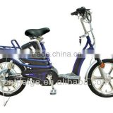 "best quatily simple type 20"" electric bicycles with pedal assistant"