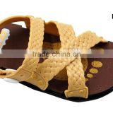 Comfortable Simple Hot Selling Online Cheap PVC Baby Boy Sandals