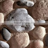 natural pebble,river stone, pebble stone, paving stone, grey pebble stone,landscape stone