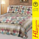 6 years no complaint printing polyester quilted bedspreads,home sense bedding sets,cheap bedspreads