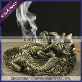 Customized gift and craft dragon pocket ashtray
