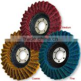 Bottom price hotsell vsm abrasive cloth flap disc