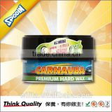 Quick Detailing Car Care Product Carnauba Car Wax