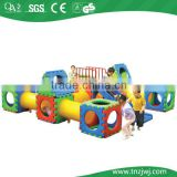 Biggest manufacturer hot sale Indoor Play center Cheap price Children Playground Plastic toys for kids