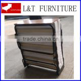 Metal Folding Bed, Cheap Folding Bed,metal folding bed with wooden slats bed base