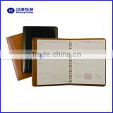 New Blank Journal Diary Stationery Travel Leather Office Executive Notebook