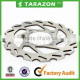 ATV Quad Front Stainless Steel Brake Disc Disk Rotor For CAN-AM Canam Outlander Max 500 2014