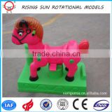 Pretty lovely little pony rocking horse/funny single rocking rider