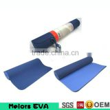 Eco friendly Melors washable Good quality non toxic extra large big yoga mat,tpe yoga mat,folding yoga mat