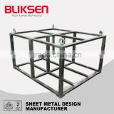Welding machining angle aluminum screen printing frames