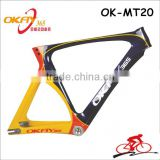 High Quality Aero design 700C Carbon time trial Bike Frame for sale