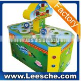 2015 new latter trade assurance electronic indoor kids coin operated hitting mouse 2 player amusement park games machine factory