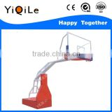 basketball hoop for doors basketball pole fiberglass basketball backboard