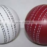 Good Quality Red Hand Stitched Genuine Leather Cricket Ball / Australian Cricket ball / PVC cricket ball / Windball cricket ball