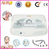 with CE approval professional Microdermabrasion Machine for skin improvement Skin Rejuvenation beauty machine with 9 tips