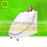 Aromatherapy Fumigation Spa Capsule With Steamer Ozone Infrared Sauna Ozone Beauty Machine