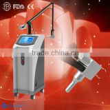 Armpit / Back Hair Removal Carboxytherapy 40W China Salon Most Professional 10600nm Rf Co2 Fractional Laser Beauty Equipment