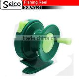 High quality ABS plastic ice fishing reel, children fishing, right handle