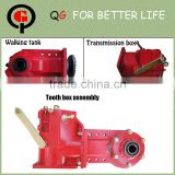 Agricultural machine high quality tiller parts gear box