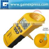 Portable Ultrasonic Digital Cable Height Tester 3~23m Smart Sensor 6 Cables Measurement