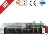 metal sheet grooving and slotting machine,CNC metal plate v-cutting and 4000mm hydraulic grooving lathe