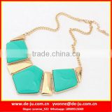 Synthetic Turquoise Necklace