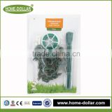 A Set Of Easy Use Eco-friendly Plastic Soft Flexible Wire Tie And Mini Branch Clip