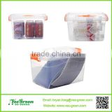Clear Household Plastic Storage Container