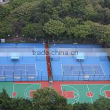 Artificial turf green color for tennis field sports tennis artificial grass artificial grass mini court