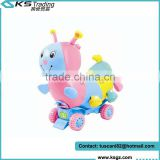 Hot Sale Bee Caterpillar Animal Baby Carrier Toy