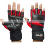 Custom Weight Lifting Training Gloves/ Weightlifting Fitness Gym Gloves/Bodybuilding Neoprene Weight Lifting Gloves
