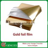 Qingyi hot stamping foil for fabric with competitive price