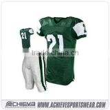 Custom sublimated American Football Jerseys with players numbers
