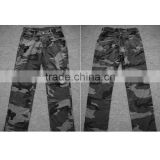 mens ready made garments stock lot camo pants