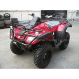 Automatic 300cc 4x4wd ATV with EEC