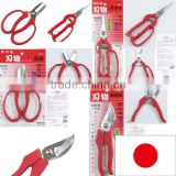 High quality and Effective Big pruning shears Scissors with multiple functions made in Japan